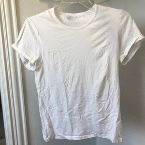 Gap seamless white t-shirt